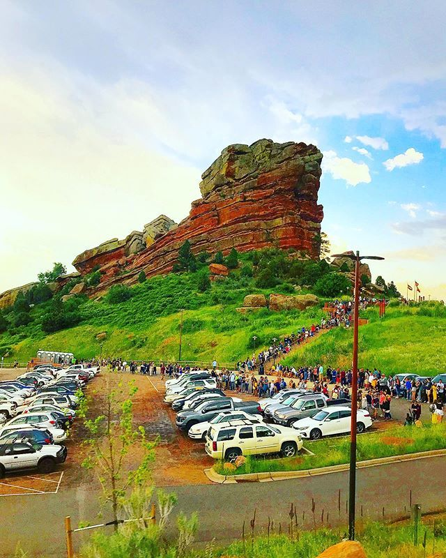 Red Rocks Entertainment Concerts