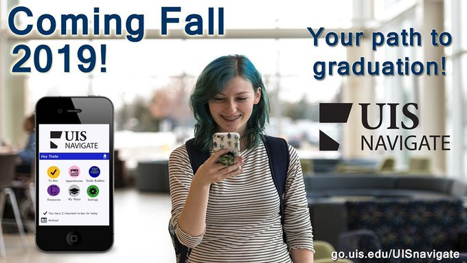 #UISedu Students: Have you downloaded the new Navigate App? The FREE app is a one-stop shop for undergraduate students to schedule advising, tutoring and more!  ➡️ Download the App: https://t.co/g7EWSYThJM https://t.co/ZdarTd5wMe
