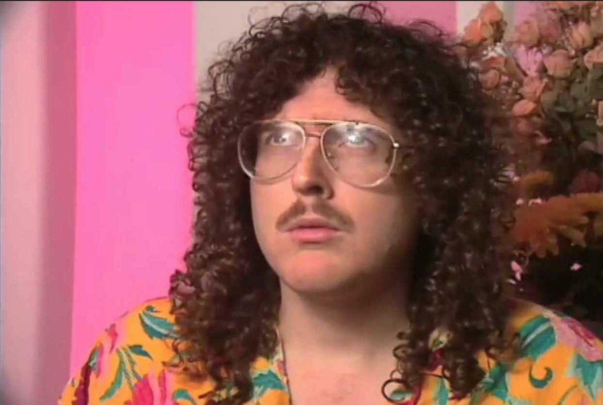 Landofthe80s On Twitter What Is Your Favorite Weird Al Yankovic Song 80s 80smusic Alyankovic