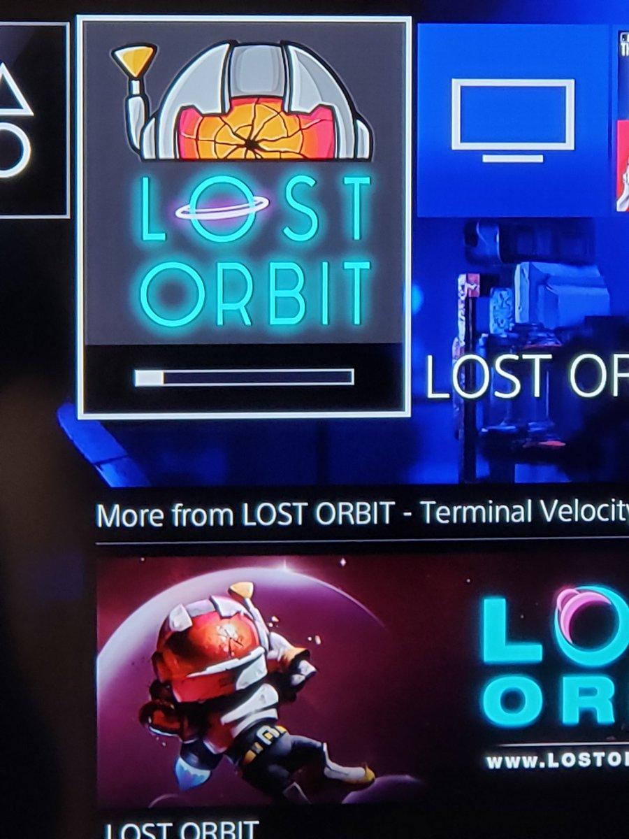 lostorbit hashtag on Twitter