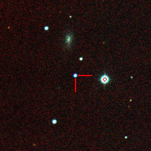 Supernova 2019kcx in CGCG 013-107, 350 million light years away. #swopetelescope #ucsctransients