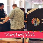 Image for the Tweet beginning: TEMPTING FÊTE  @marvins_magic is ready to