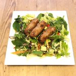 Image for the Tweet beginning: Sausage summer salad   Find out