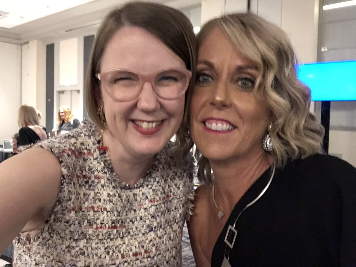 Thank you @DisabilityIN for an amazing week, so many moments, learning & memories made. Kudos to the whole team, especially this lady - who brought me from the back to the front of the room nearly 9 years ago. So much more to do folks, let's get on it. #accessibility #inclusion