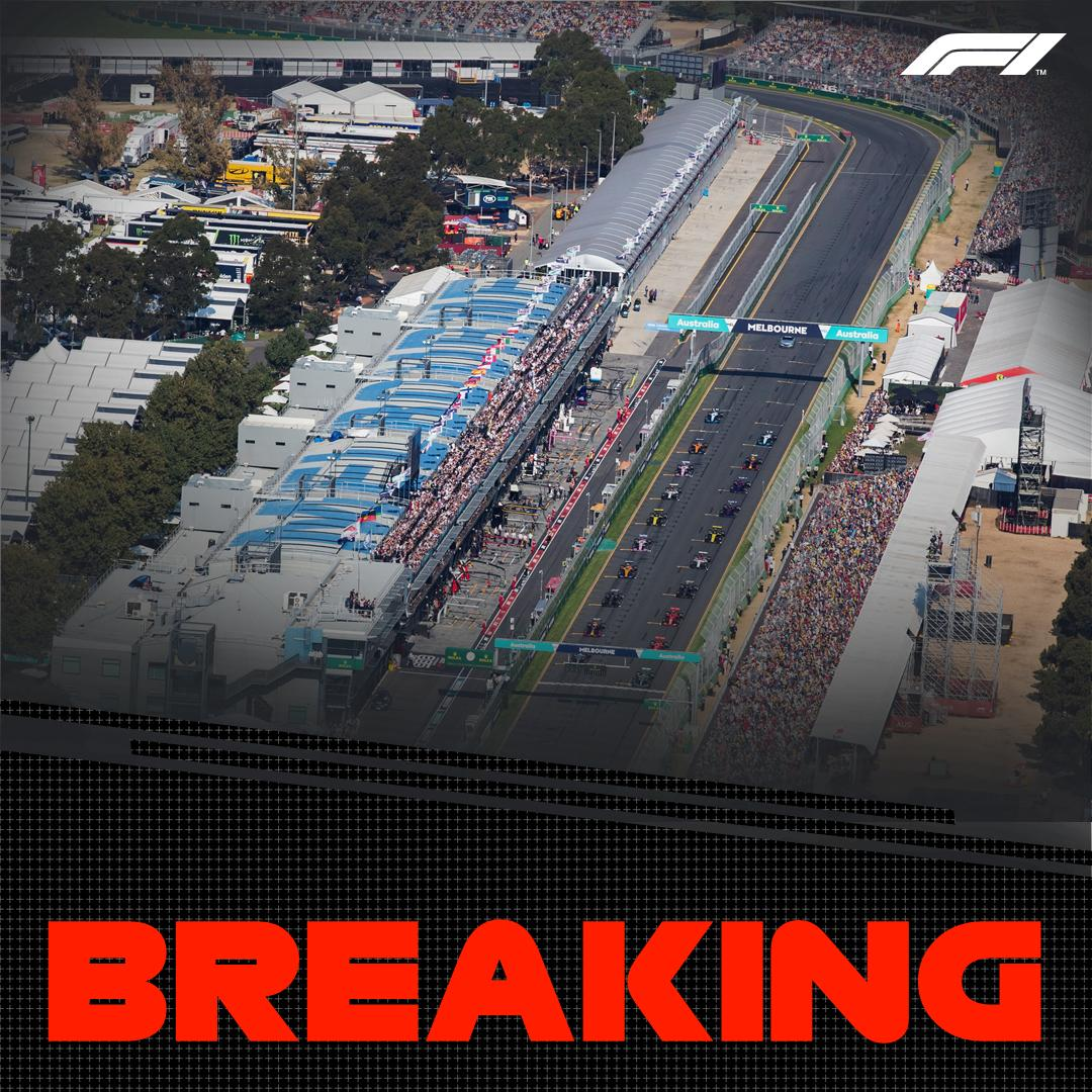 BREAKING: F1 to race in Melbourne until at least 2025 after contract extension agreed 🇦🇺 ✍️  #F1 #AusGP