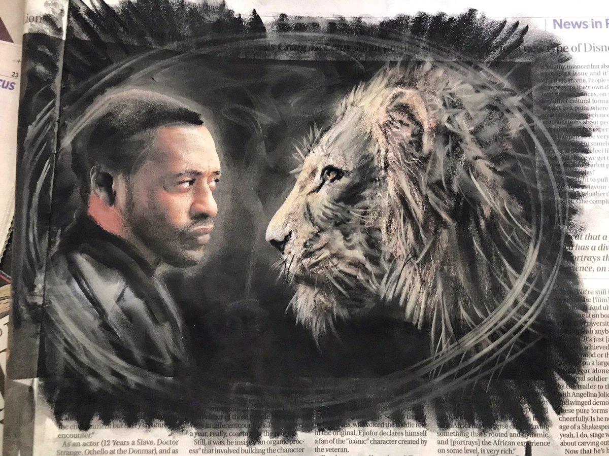 Chiwetel Ejiofor (@CEjioforFans) | Twitter