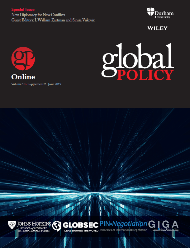 Global Policy (@Global_Policy) | Twitter