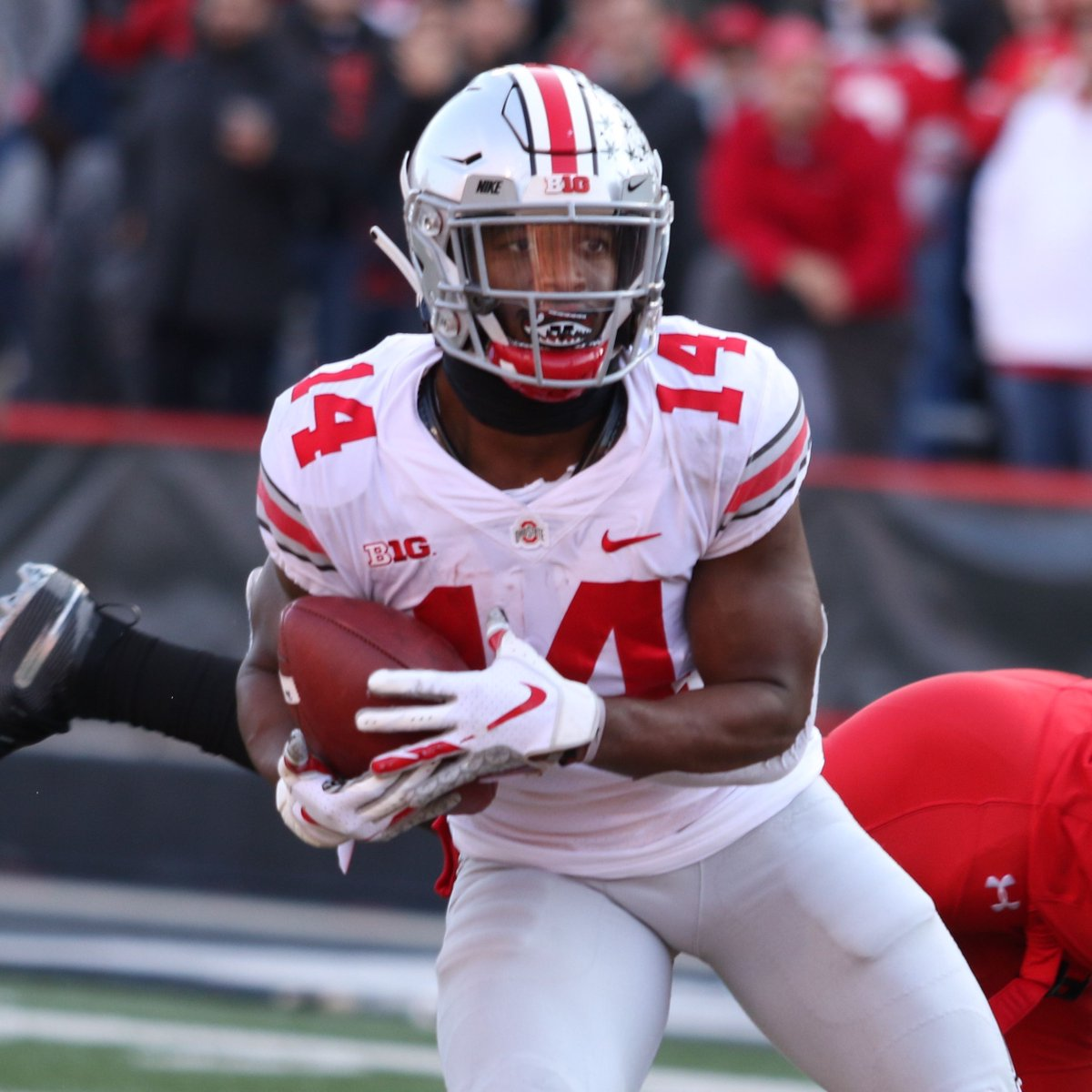 K.J. Hill is named to the preseason watch list for the Biletnikoff Award, given annually to the nations top receiver. 11w.rs/2NYNMtI