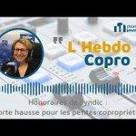 Image for the Tweet beginning: Chronique #HebdoCopro : Honoraires de