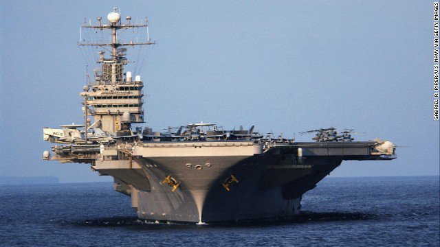 A search-and-rescue operation is underway for a US sailor who went overboard from the USS Abraham Lincoln in the Persian Gulf on Wednesday https://cnn.it/2Sp6yJf