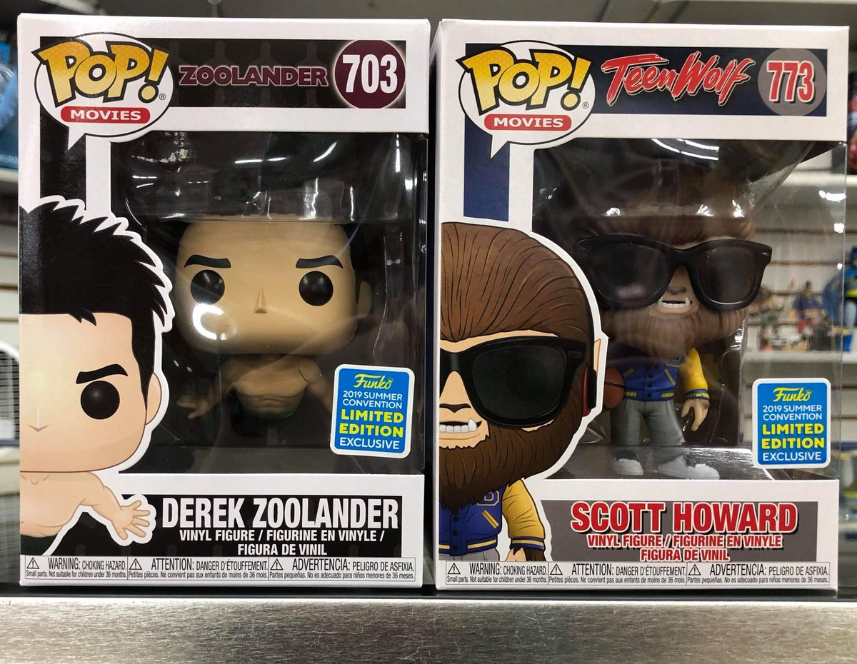 New additions to the H&F Funko section!  Don't miss out, hurry in! #Funko #Pop #FunkoPop #FunkoCollector #FunkoHunter #Collect #Collector #Collectible #LCS #LocalComicShop #SanAntonio #SATX #SDCC #SDCCExclusive
