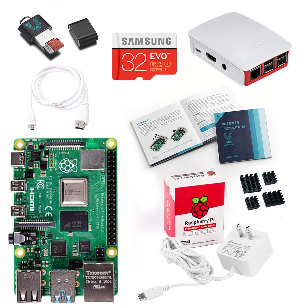 Time to roll out the new Vilros Raspberry Pi 4 Kits  Vilros Raspberry Pi 4 Model B Complete Starter Kit with Official Raspberry Pi Case (Red/White)  https://vilros.com/collections/pi-day-featured-products/products/vilros-raspberry-pi-4-model-b-complete-starter-kit-with-official-raspberry-pi-case-red-white?variant=29394940887134 …  #RaspberryPi #education #technology