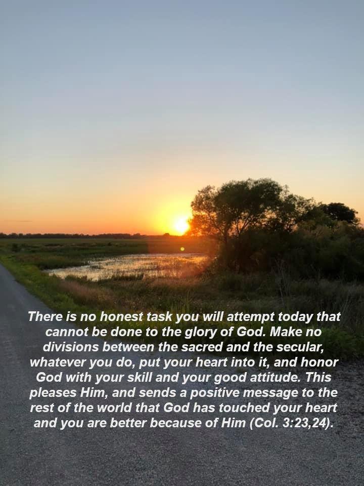 Chasing Sunsets - Pastor Clay's #Devotions #Bibleteaching #Bible #Devotional #nwbconline