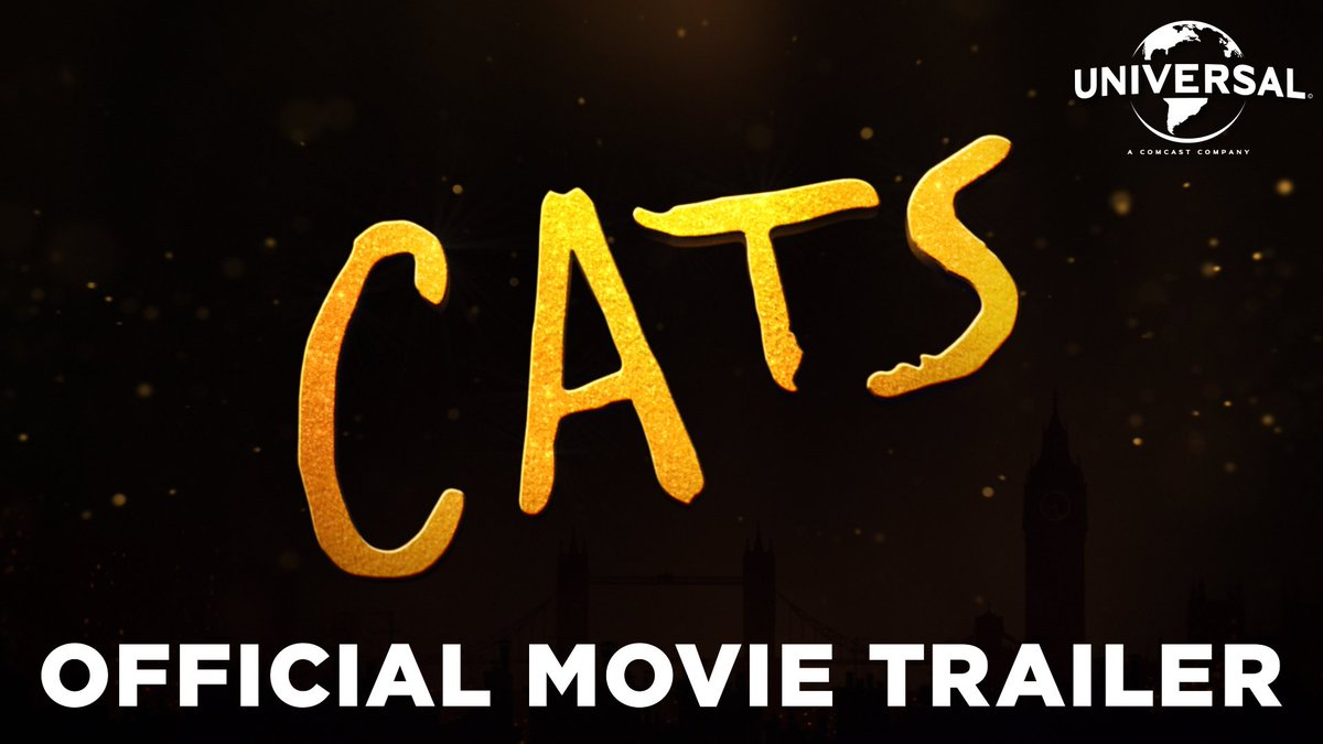 OH MY GOD THE CATS MOVIE TRAILER