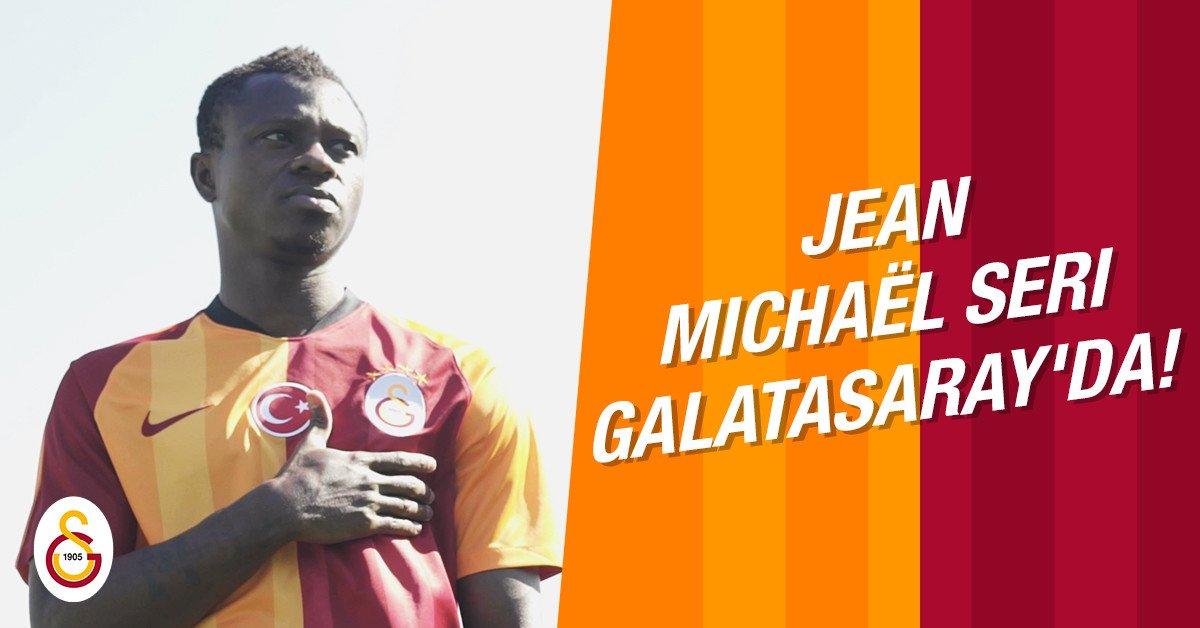 ✍ Jean Michaël Seri Galatasaray'da! 🌪