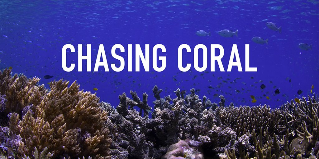 Free film tonight: Chasing Coral, part of our Deep Blue Sea Film Series. Divers, photographers and scientists set out on an ocean adventure to discover why coral reefs are disappearing. 7pm. Sponsored by #UGA Parents Leadership Council.