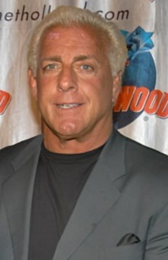 What happens if you put a picture of 2004 Ric Flair into FaceApp?   <br>http://pic.twitter.com/yOQ5uroECP