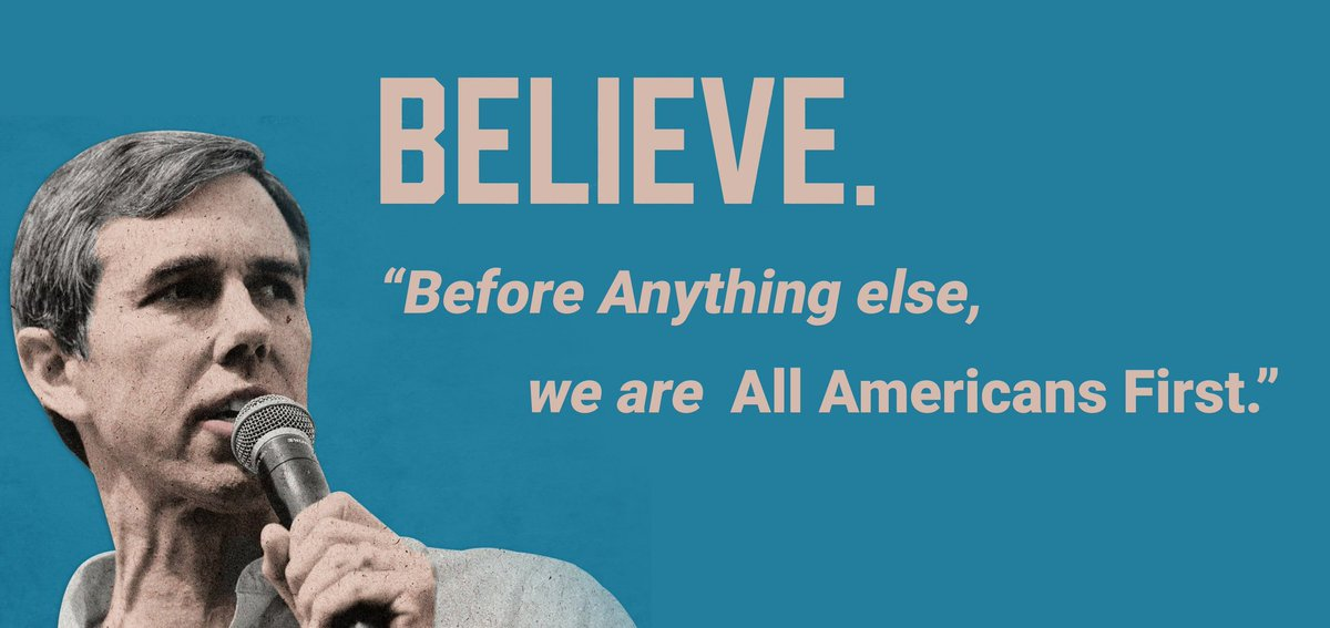 Good evening sir. Thank you Beto! #Beto2020 #RelentlessBeto<br>http://pic.twitter.com/uzo3hdYZgo