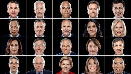 The candidate lineups for CNN's Democratic debates in Detroit will be decided now by a random, three-part draw. Follow the process live here.  https://cnn.it/2LtlQfI