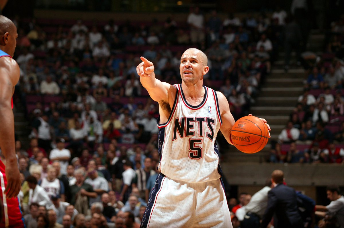 📜 On this day in Nets history 📜  Nets acquire All-NBA First Team guard Jason Kidd from Phoenix