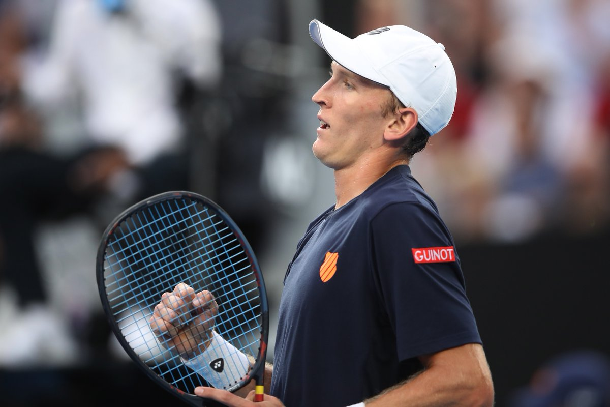 Just in: Mitchell Krueger (@mitch_krueger) will join us for tonight's match against the @OrlandoStormWTT! Kruegs is projected to take on Feliciano Lopez in Men's Singles.  #ServingFreedom   @WorldTeamTennis<br>http://pic.twitter.com/sP5mVljSqM