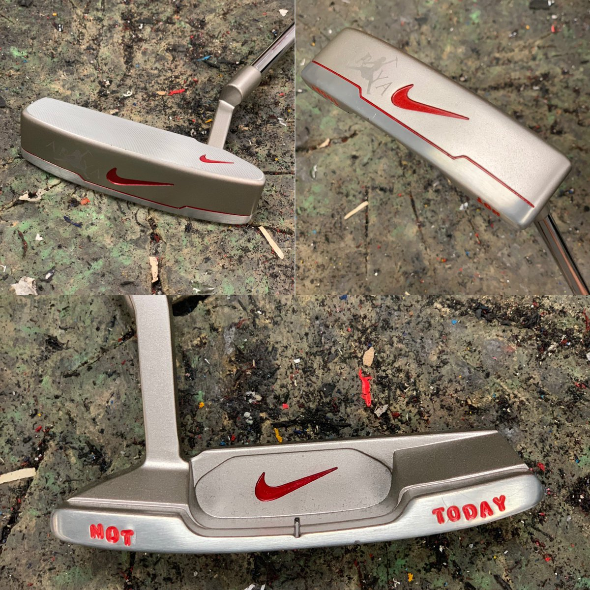 🚨 GIVEAWAY TIME 🚨   Win a Game Of Thrones Air Arya Nike Putter!  How To Win?  1️⃣ Like this post  2️⃣ Retweet  3️⃣ Follow @DallasGolf   Winner will be chosen on 7/21       #got #gameofthrones #winterfell #arya #theopen   *Valid US address only