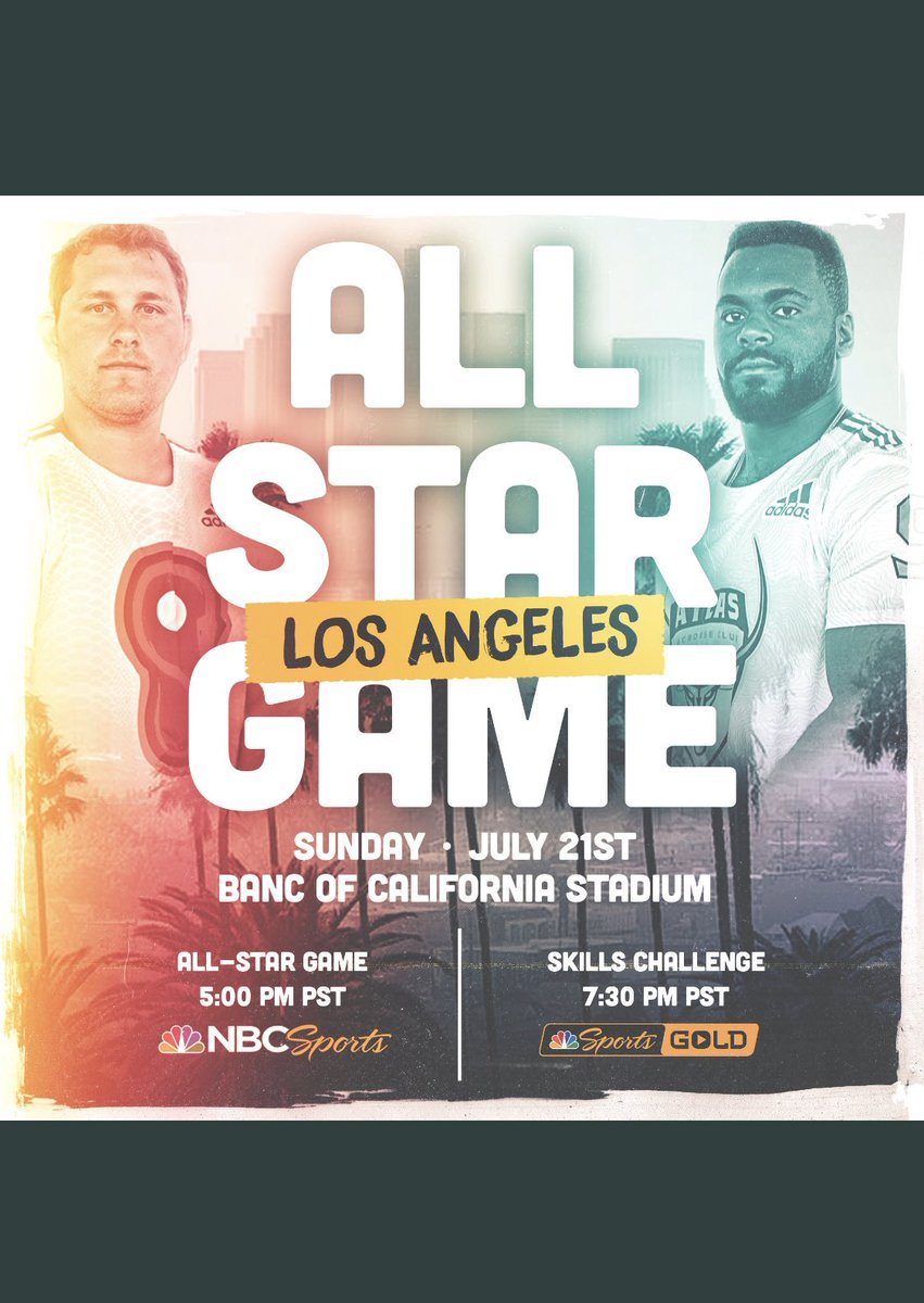 Getting ready for #LA and the @PremierLacrosse All Star Game