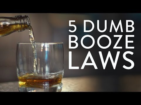 The 5 Dumbest Laws Restricting the Sale of Booze - (CLICK HERE) ==> http://www.mainwashed.com/2019/07/the-5-dumbest-laws-restricting-sale-of.html…