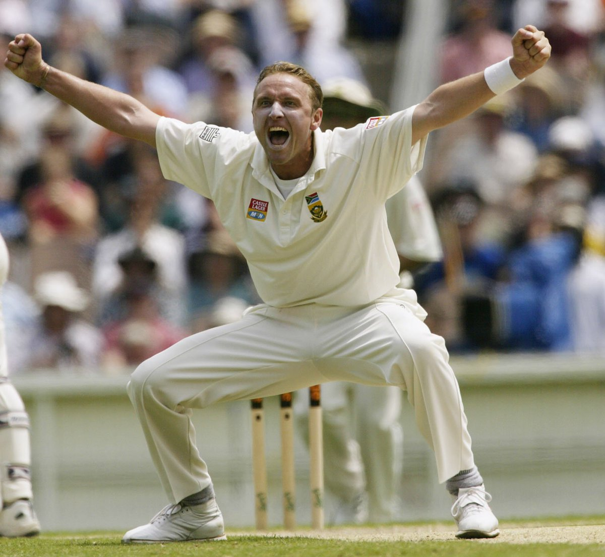 BREAKING: Allan Donald has been named as the first of three 2019 inductees into the ICC Cricket Hall of Fame.