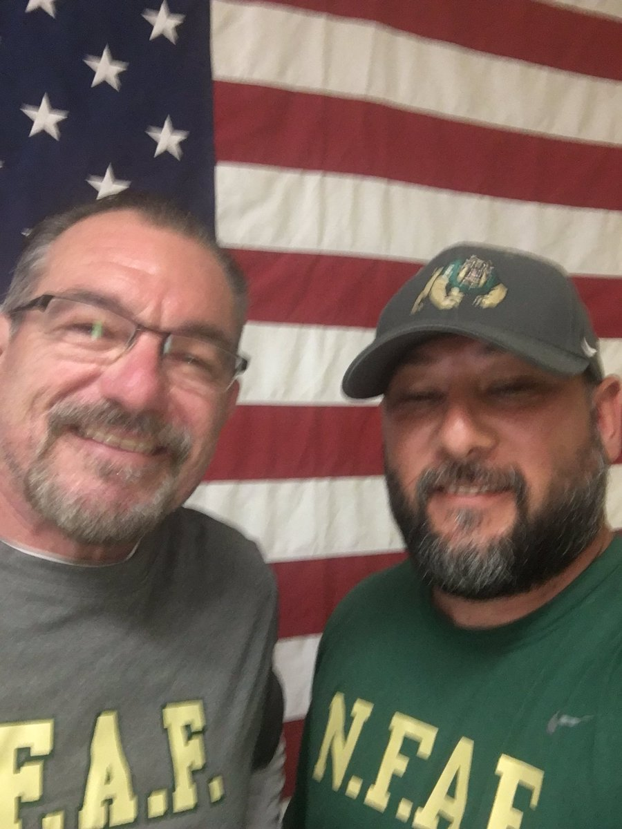 Want to welcome my mentor and friend to Lyford ! Bam Explosion we back at it again ! #NFAF #LYFORDFOOTBALL  @MontyWoodall @lyfordcisd<br>http://pic.twitter.com/OJgnyMATOE