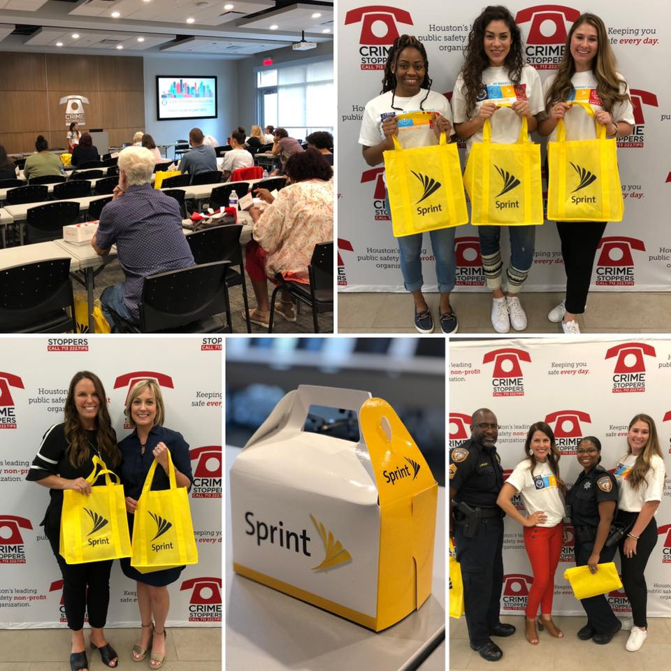 Thank you again to everyone who attended last night's #CyberSafety Seminar in partnership with @sprint @SprintSouth!   If you couldn't make it, save the date for our next event ➡️ September 10, 2019 at @EvelynsPark!