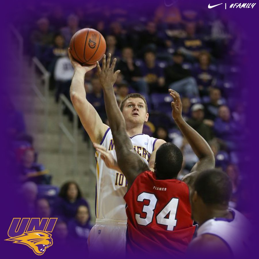 Northern Iowa Panthers NCAA Basketball: Happy birthday to former hooper @AustinPehl.  Have a great day Austin!  #Family.  Tweet...