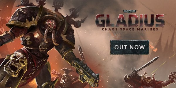#Gladius - Death to the False Emperor! #Chaos #SpaceMarines is out! #wh40k #warhammer http://dlvr.it/R8gK4w