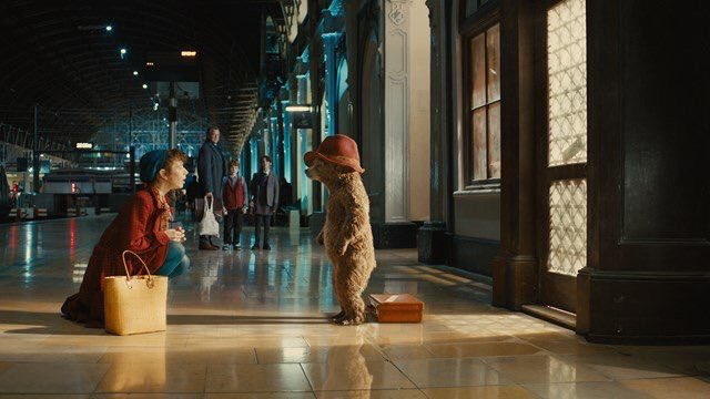 """My favorite genre of film is """"Sally Hawkins adopts sentient South American creature who causes water damage to her home as she protects it from evil scientists"""""""