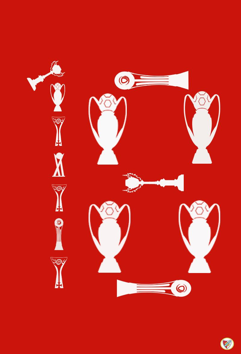 Entre transferência e renovações o clube investiu 19M em Salvio. O jogador retribuiu em campo, com 62 golos e 44 assistências em 266 jogos. Sai com 14 troféus, o 9º jogador com mais troféus na história do Benfica.   O meu agradecimento é sentido, até por saber que sente o clube.