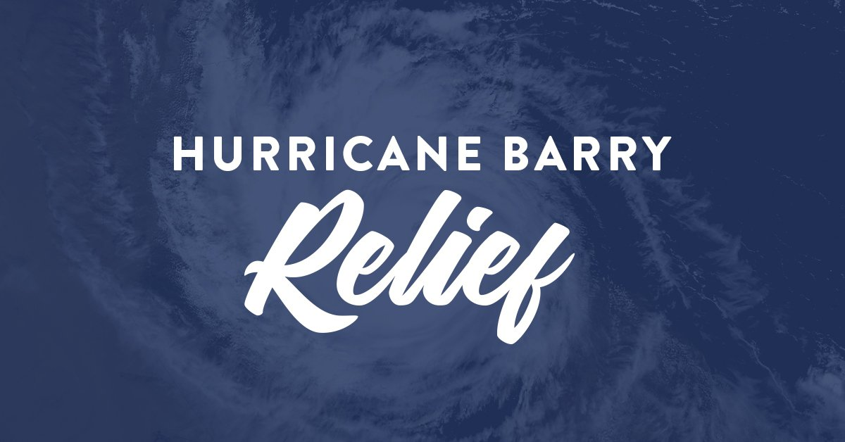 There are families in #Louisiana that have been displaced from their homes, lost power, lost food, but lets make sure they dont lose hope! A donation of any amount can help get a box of groceries to these families. Donate here: fullcart.org/good-deeds-giv… #nonprofit #HurricaneBarry