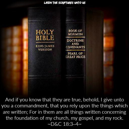 Liken The Scriptures (@LikenScriptures) | Twitter