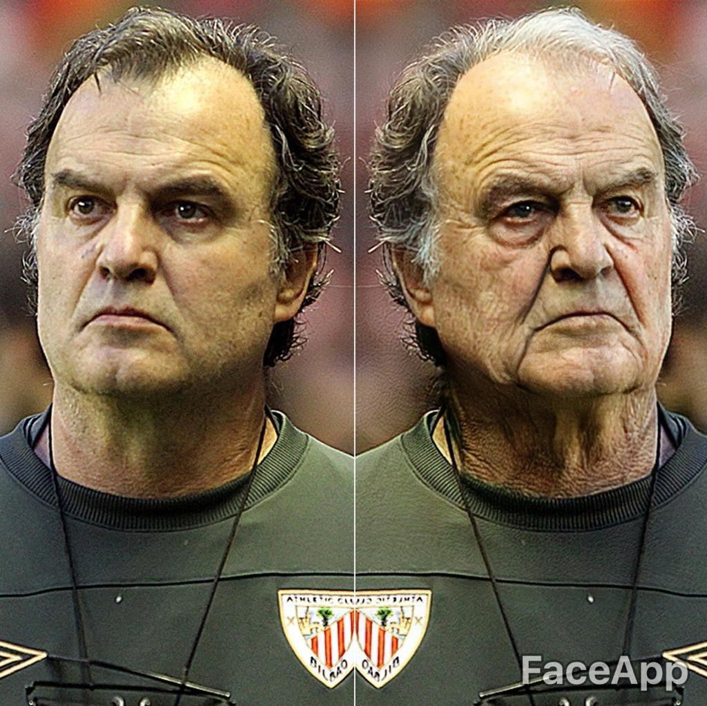 Father and Son #bielsa #lufc
