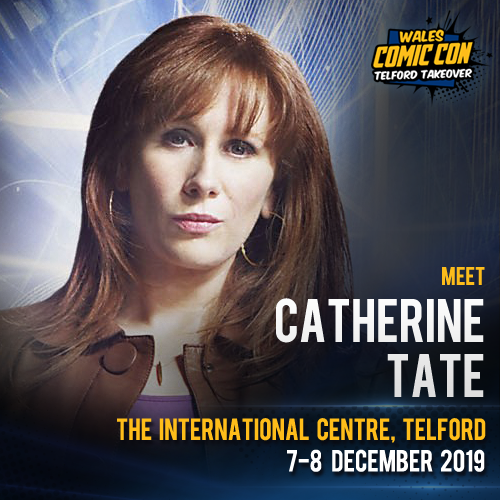 NEW MEDIA GUEST #WCC2019 - Catherine Tate #DoctorWho #TheOffice #DuckTales<br>http://pic.twitter.com/3H0d51Pvxu