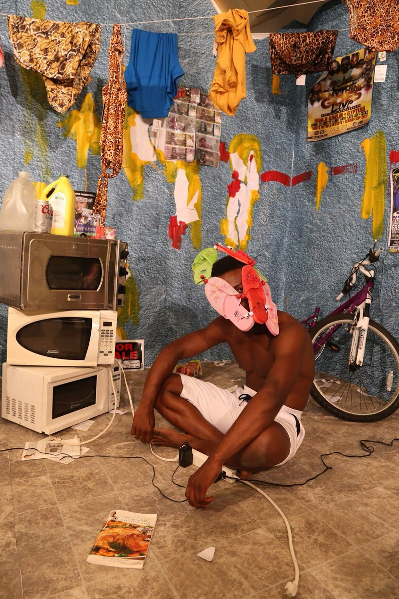 """Congratulations to @daveedbaptiste on being selected by @redhooklabs to showcase his series """"Haiti to hood"""" in their annual Emerging New Artist Exhibit! Catch the exhibit now through July 28, 2019: https://t.co/kCy7S5YMNx https://t.co/2KcrkkvevS"""