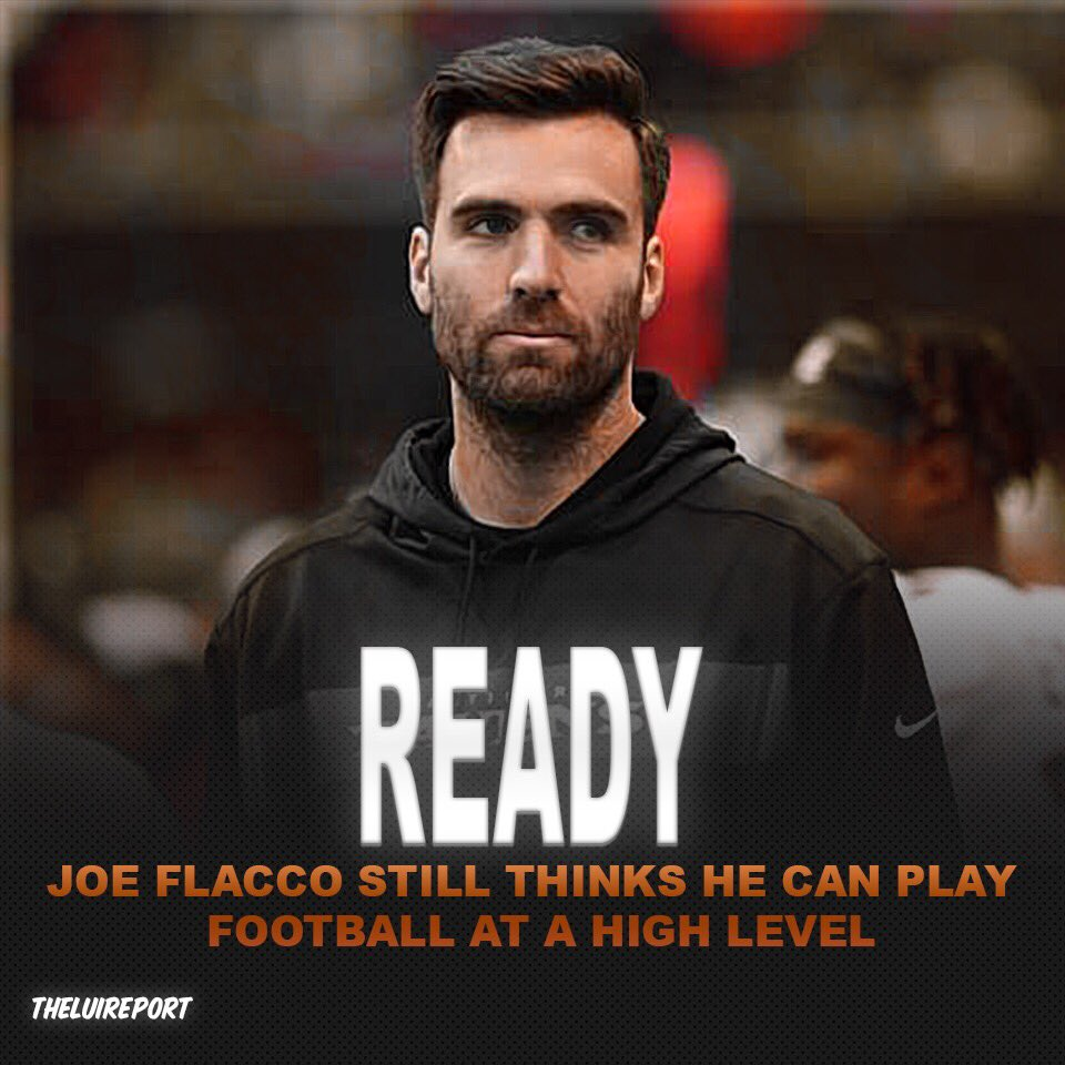💭 Do you think Joe Flacco still has enough to make a run with the Broncos or is his time up as a top tier QB?   #nfl #nfloffseason #nflpreseason #joeflacco #denver #denverbroncos #broncos #football #sports #news #f4f