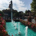 Image for the Tweet beginning: More phantasialand! What a place!