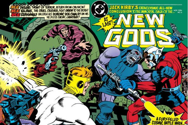 """Batman"" Writer Tom King Will Start Work on Script for 'New Gods' the Day After Comic-Con Ends https://www.thewrap.com/batman-induction-comic-con-hall-of-fame/ …"