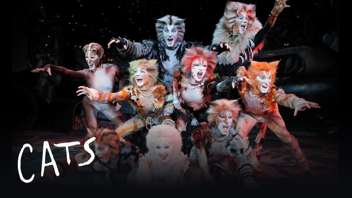 It's like people forgot what the original #cats looked like..<br>http://pic.twitter.com/2wlymDrANQ