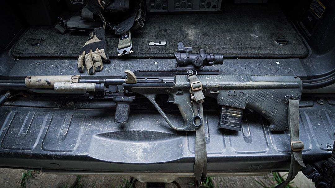 Steyr Arms USA - @SteyrArmsUSA Download Twitter MP4 Videos and