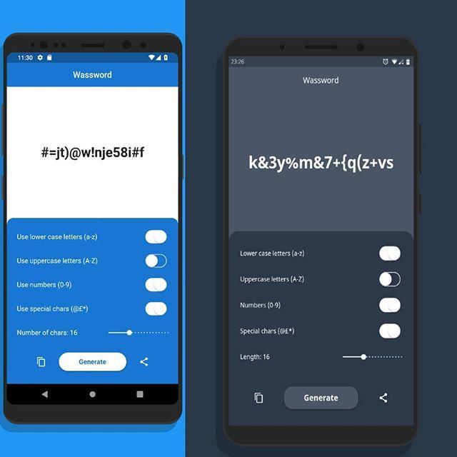 New theme for my app #wassword #sideproject #programming #coding #programmer #developer #android #flutter #androidapp #software #softwaredeveloper #softwaredeveloperlife #codinglife #drvelopment #ui #uidesign #uiux #uiuxdesign #codingisfun #softwareengineer