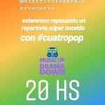 Image for the Tweet beginning: Yo tengo toque hoy en