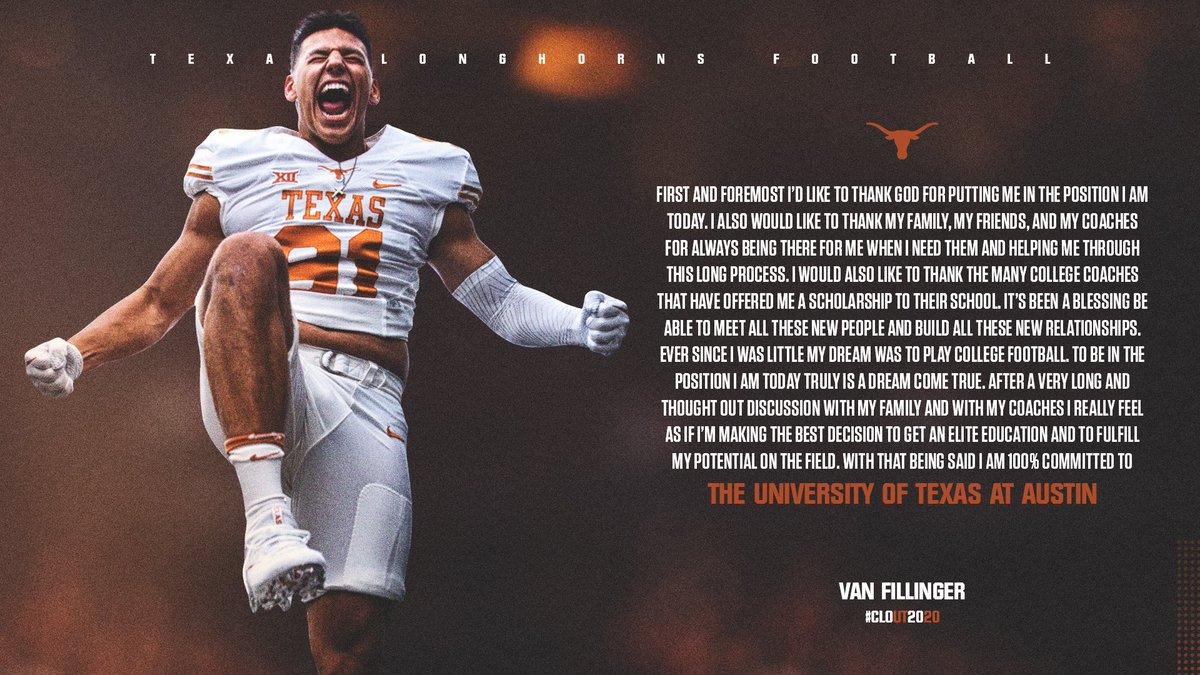 Texas Received More Major Recruiting News Today