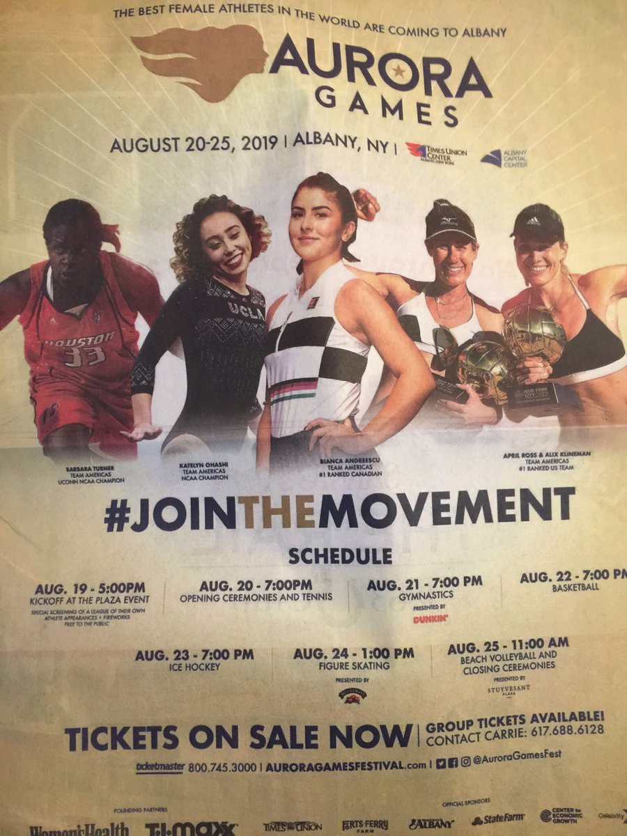 I picked up mid-level seats at equivalent of midcourt for #Gymnastics at the box office.  Support #womensathletics at @auroragamesfest at @tucenter in August.  See #Bruin @uclagymnastics legends @katelyn_ohashi @danusiafrancis and  @missvalkondos live https://t.co/6KSSA5QHgb
