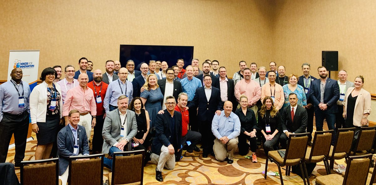 Thank you @IAMCPUS and @VFIorg for sharing how #MSPartners are working together to advance policies to support innovation, business growth, and social good!